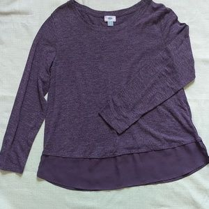 Old Navy Women's Large Top